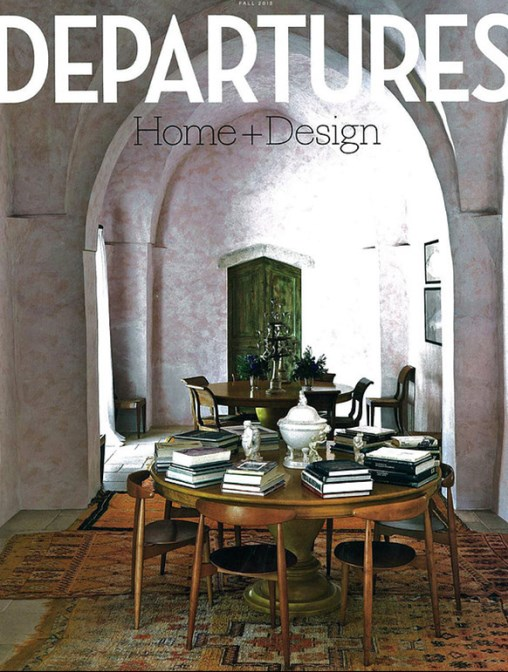 Departures Magazine 2018 Design Council