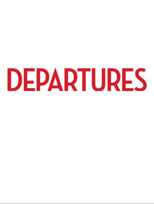 Departures Magazine 2017 Design Council